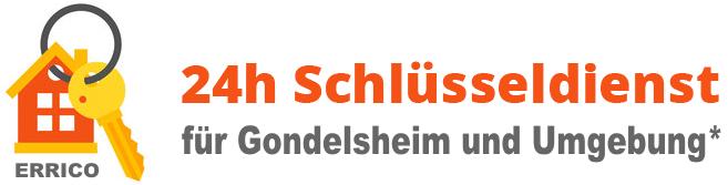 Schlüsseldienst für Gondelsheim